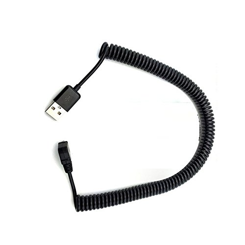 Preisvergleich Produktbild Interesting® 3M rechten Winkel 90 Grad gewendelt Micro USB Daten und Ladekabel Sync