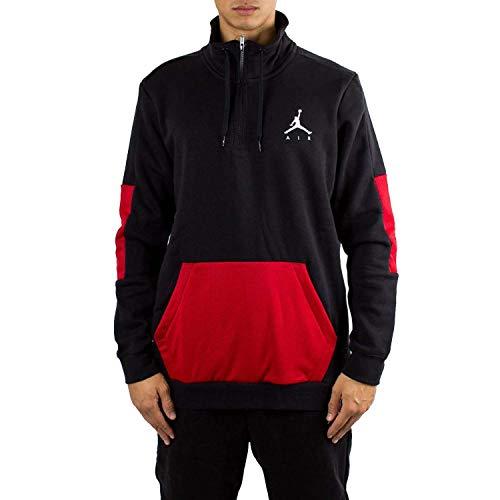 31dd5dfc8b59c Nike Jumpman Hybrid Fleece 1 4 Zip