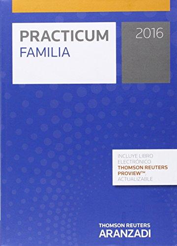 Practicum Familia 2016 por Aa.Vv.