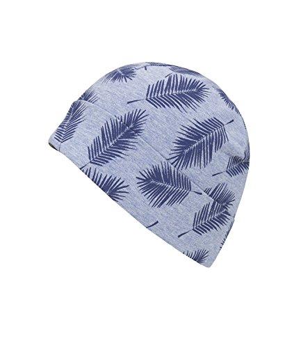 Döll Topfmütze Jersey, Bonnet Mixte Blau (maldive melange 8314)