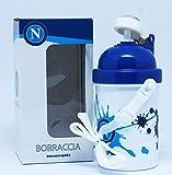 nemesi B02Np Borraccia, Bianco/Azzurro/Blu