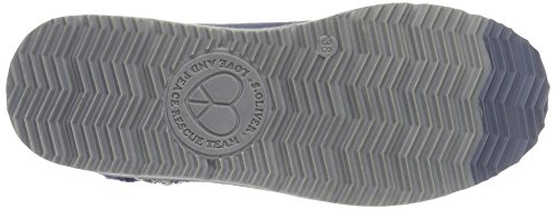 s.Oliver 26412, Bottes Souples Femme Bleu (Jeans 845)