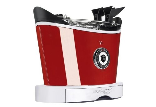 Bugatti Toaster Volo Kunststoff Auftaufunktion Volo