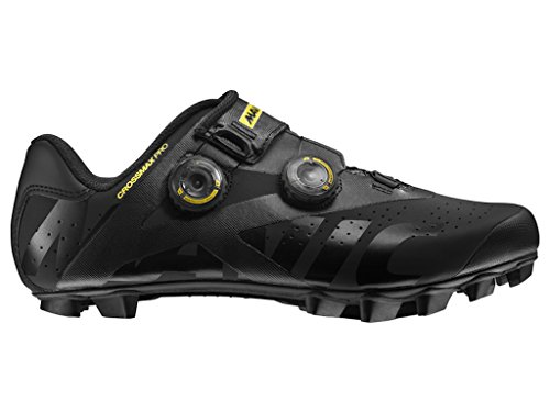 Mavic Crossmax Pro - Zapatillas Hombre - Negro Talla del Calzado UK 10 / EU 44 2/3 2018