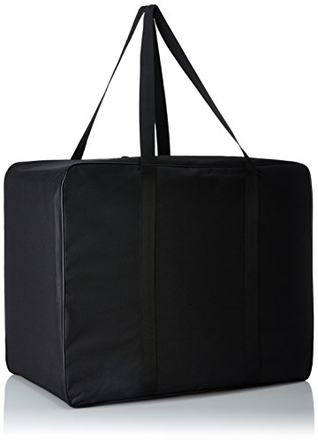 438a4d6a6017 51% OFF on Kuber Industries Fabric 23 cms Black Travel Duffle (KI35965) on  Amazon