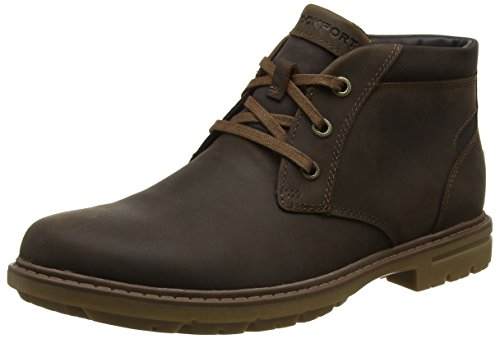 Rockport Men's Tough Bucks Chukka Boots, Brown (Tan), 9 UK 43 EU