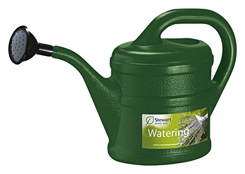 Geli Kunststoff-Gießkanne 2l grün