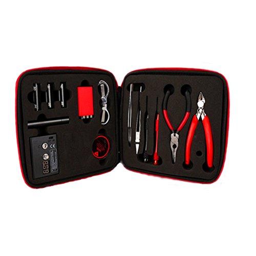 WYCY Bobina de diy Kit de herramientas 11 en 1 Conjunto de herramientas auténtico con la última bobina plantilla Gran regalo para el esposo Novio y padre