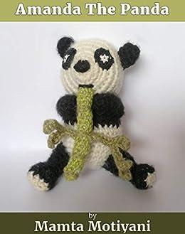 Panda Bear; CROCHET PATTERN; PDF | Patrones de oso de ganchillo ... | 329x260