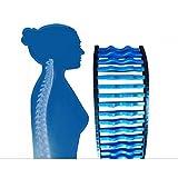 Sophrologie d'appui arrière orthopédique aligne la colonne vertébrale...