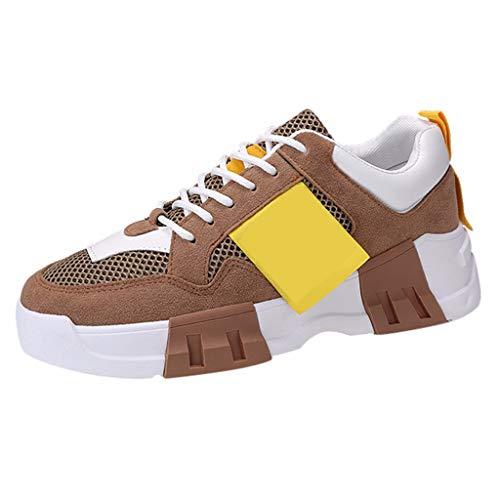 KERULA Fashion Sneakers, Herren & Damen Casual Gehen Trainer Classic Unisex Performance Atmungsaktiv Turnschuhe Basketballschuhe Freizeitschuhe Halbschuhe Shoes -