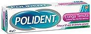 Polident Adesivo per Protesi Dentali, 40g