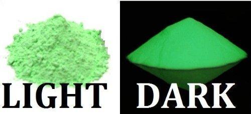 1 oz Nite Bright Green Glow-in-the-Dark Powder Glow in The Dark Pigment Luminous 1 oz Nite Bright Green Glow-in-th?e-Dark Powder Glow in The Dark Pigment Luminous