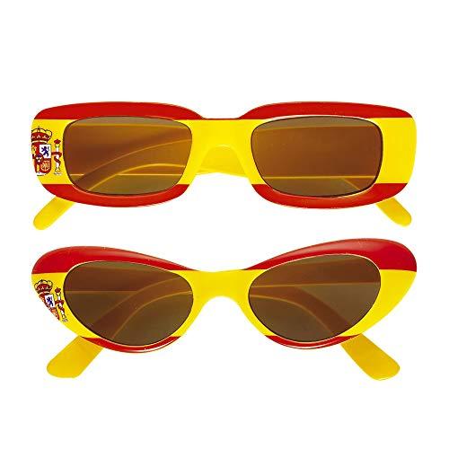 Widmann 6651S Brille, rot/gelb, Spanien