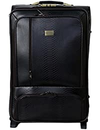 2c7b43fb5fc7 Amazon.in  Leather - Suitcases   Trolley Bags   Luggage  Bags ...