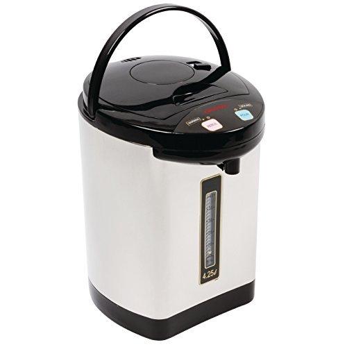 Caterlite Elektrische Pumpkanne, 355x 235x 237mm, 4,25Ltr Teekanne-Ei