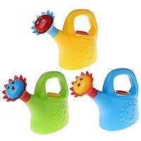 Guoyy Cute Cartoon Home Garden Watering Can Spray Bottle Sprinkler Kids Beach Bath Toy Color Randomly