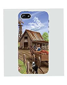 Aart 3D Luxury Desinger back Case and cover for Apple I Phone 5 S created by Aart store