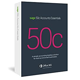 Sage 50c Accounts  – 12 month subscription