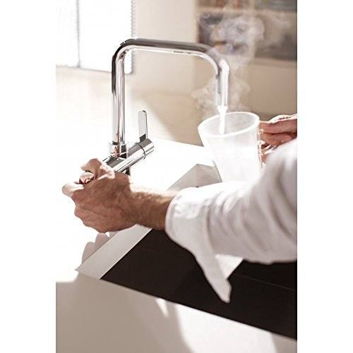 itho Gusto 3-in-1100Grad Kochendes Wasser Wasserhahn, Chrom, - 4