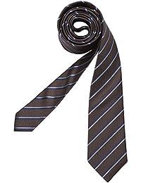 SEIDENSTICKER Krawatte Schwarze Rose Krawatte