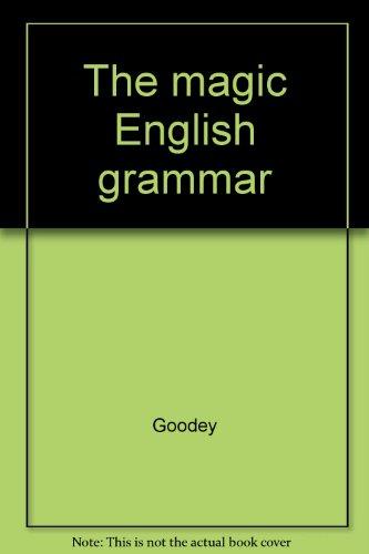 The Magic English grammar