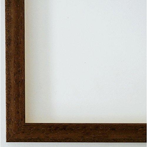 Bilderrahmen Oldenburg 1,7 - Braun - Alle Größen und über 500 Varianten zur Auswahl -...