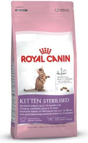 Royal Canin : Croquettes Fhn Chaton Stérilisé : 6-12 Mois