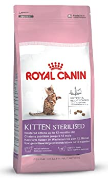 Royal Canin Chatons stérilisés de 6 à 12 mois - 400g