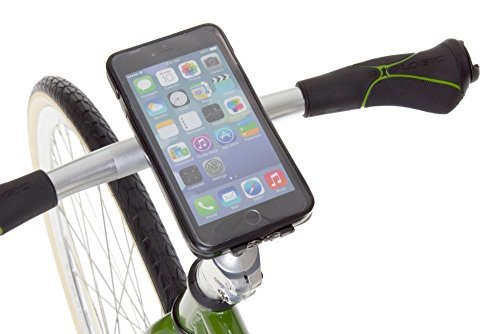 Biologic iPhone 6 Plus Bike Mount Weather Case - Black