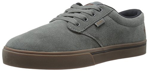 Etnies Jameson 2 Eco, Chaussures de Skateboard homme Gris (dark Grey/black/gum)