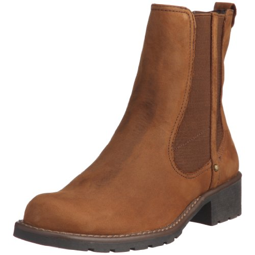 Clarks Orinoco Club 203409174, Stivali donna, Marrone (Braun/Brown Snuff),38 EU