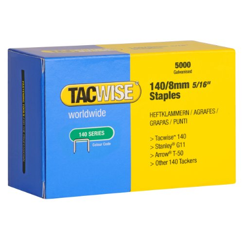 Tacwise 140 Series 8mm Staples f...