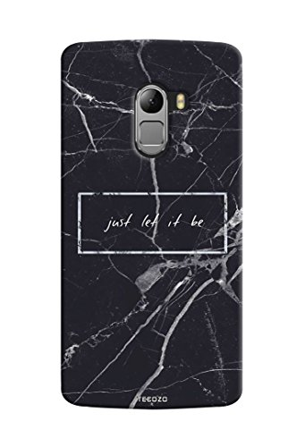 Tecozo Designer Printed Back Cover/Hard Case for Lenovo Vibe K4 Note ((Marble case) Design/Quotes/Messages)