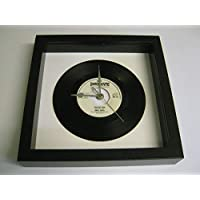 "The Small Faces - Itchycoo Park - Framed 7"" Vinyl Record Wall Clock"