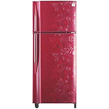 Godrej 240 L 2 Star Frost-Free Double Door Refrigerator (RT Eon 240 PS 3.3, Wine Spring)