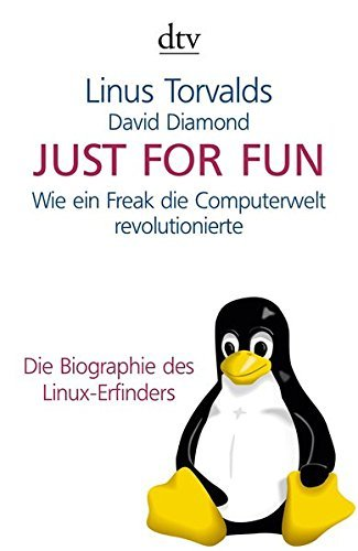 Just for Fun. by Linus Torvalds (2002-12-31)