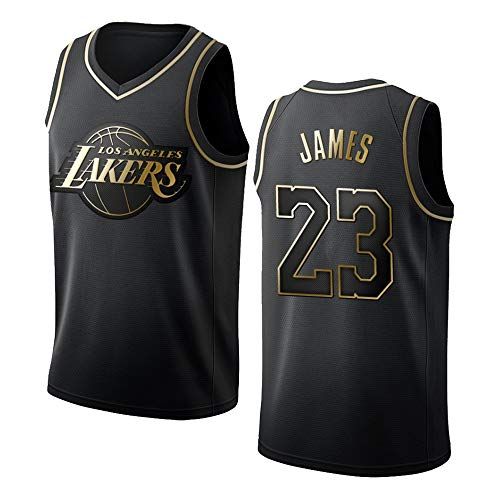 Camiseta Baloncesto Verano NBA Lakers 23# James, Uniforme