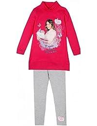 Violetta - Ensemble Violetta robe pull et pantalon - 6 ans,8 ans,10 ans,12 ans,7 ans,11 ans