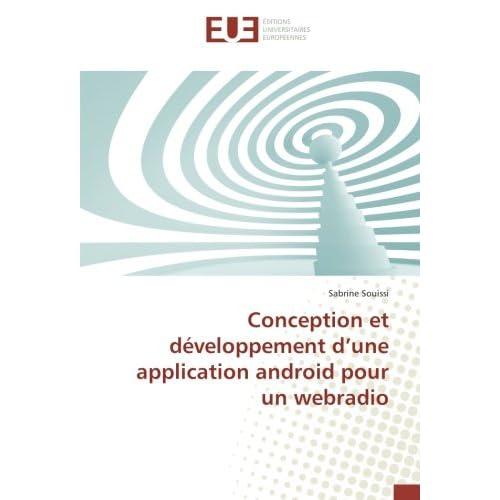 Conception et developpement d'une application android pour un webradio
