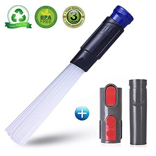 HUHUDAY Vacuumax Testina Universale per Aspirapolvere Bocchetta per Aspirapolvere Dust Spazzola Duster Strumenti di Pulizia per Presa