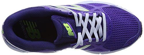 New Balance W460 Running Fitness, baskets sportives femme bleu (Blue/Grey)
