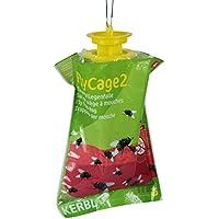 Kerbl FlyCage2 Piège à Mouche pour Élevage/Agriculture