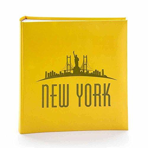 Kenro New York Skyline Memo 200 6x4'' Photo Album [NY101]