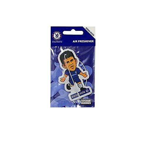 Neue Offizielle Chelsea FC player Lufterfrischer (verschiedene Spieler zur Auswahl.) alle in offizieller Verpackung.