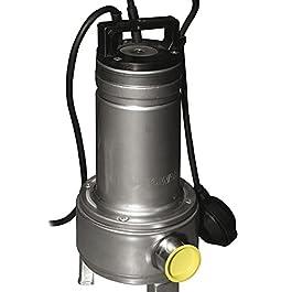 LOWARA DOMO Sommergibili per acque cariche MONOFASE CON GALLEGGIANTE DOMO7VX – HP 0,75 / 550W – 220V