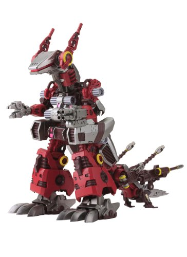 ZOIDS EZ-017 Iguan (1/72 scale plastic kit) (japan import)