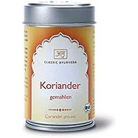 Classic Ayurveda - Bio Koriander, gemahlen, 1er Pack (1 x 40g) - BIO preisvergleich bei billige-tabletten.eu
