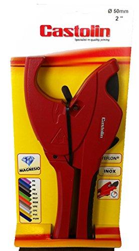 Castolin 13003 - Forbici cutter per plastica e multistrato (diametro 50 mm)
