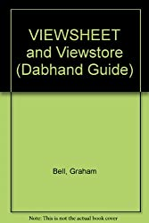 VIEWSHEET and Viewstore (Dabhand Guide)